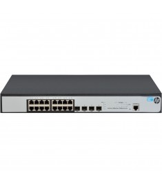 HP 1920-16G Switch [16 ports 10/100/1000 + 4 ports SFP, Web Managed]