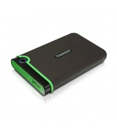 "TRANSCEND Disque dur externe 1To 2.5"" Anti-choc USB 3,0 Black"