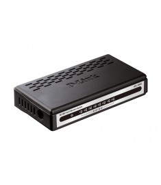 DLINK SWITCH 8-Port 10/100Mbps Base-T unmanaged