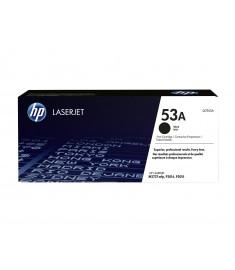 HP LaserJet Q7553A Black Print