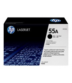 HP LaserJet CE255A BlackPrint