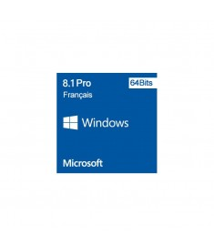 WINDOWS PRO 8.1 64BIT FRENCH 1PK DSP