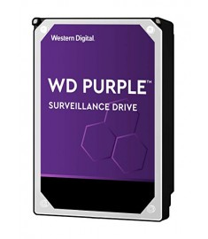 WD PURPLE 6To SATA III 6 GB/s - 7200rpm 60 MO
