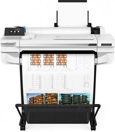 HP DesignJet T525 24-in Printer - Remplace le DJ T520 24-in