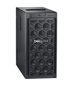 Dell PowerEdge T140, Intel Xeon E-2124 3.3GHz, 8M cache, 4C/4T