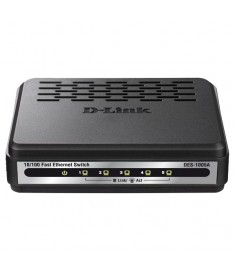 DLINK SWITCH 5-Port 10/100Mbps Base-T unmanaged