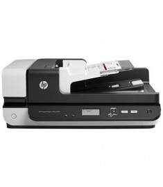 HP Scanjet 7500 flatbed 600X600dpi - 48 Bits - Chargeur de 100F - USB