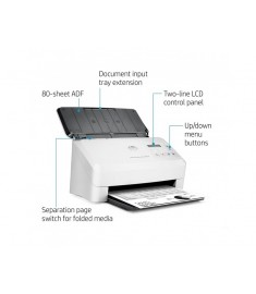 HP ScanJet Enterprise Flow 5000 s4 Up to 50 ppm