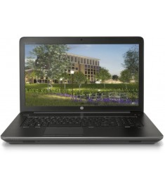 "HP Zbook17 G4 17.3"" i7-7700HQ 8GB 256GB NVIDIA"
