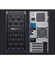Dell PowerEdge T140 Intel Xeon E-2124 3.3GHz, 8M cache, 4C/4T, turbo (71W),