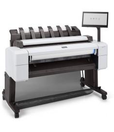 HP DesignJet T2600 36-in PS MFP Printer- 2400x1200dpi - 180A1/h - 128 Go - 500 Go HHD - Gigabit Ethernet -